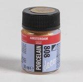 Amsterdam deco porcelain 808 Goud Dekkend