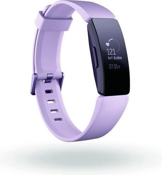 Fitbit Inspire HR - Activity tracker - Lila