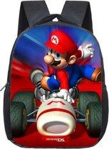 Mario rugzak Mario kart - kinderen - kinderrugzak