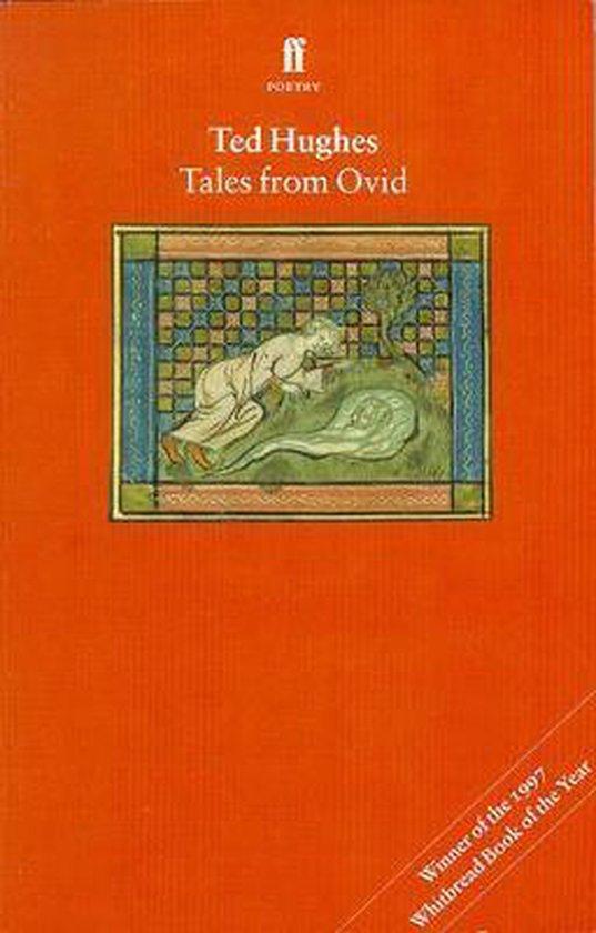 Boek cover Tales from Ovid van Ted Hughes (Paperback)