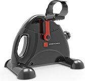 Sportstech stoelfiets| been- en armtrainer | bewegingstrainer voor thuis & kantoor | verstelbare pedalen + massagefunctie | DFX50