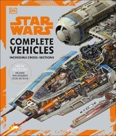 Omslag Star Wars Complete Vehicles New Edition