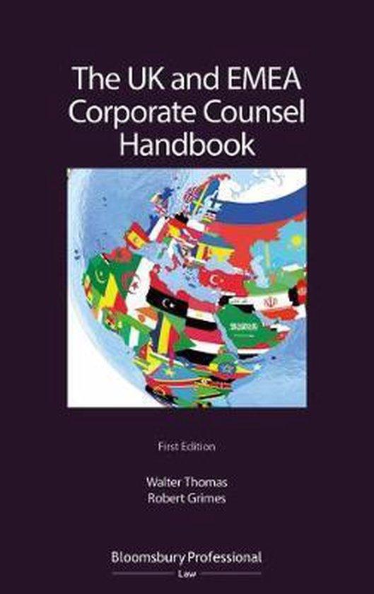 The UK and EMEA Corporate Counsel Handbook