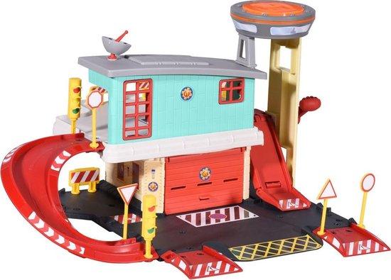 SIMBA Sam Fire Station