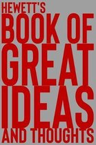 Hewett's Book of Great Ideas and Thoughts