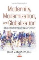 Modernity, Modernization, and Globalization