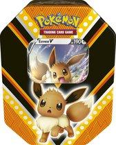 Pokémon V Powers Tin Eevee - Pokémon Kaarten