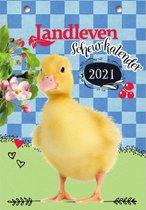 Landleven Scheurkalender 2021