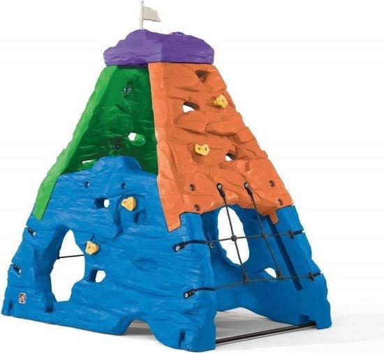 Thumbnail van een extra afbeelding van het spel Step2 Skyward Summit Kiddimanjaro klimrots