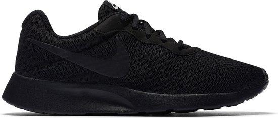 Nike Tanjun Dames Sneakers BlackBlack White Maat 7