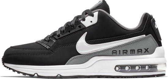 Nike Air Max LTD 3 Heren Sneakers - Black/White-Cool Grey - Maat 42