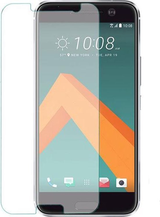 Mobigear Gehard Glas Screenprotector HTC 10