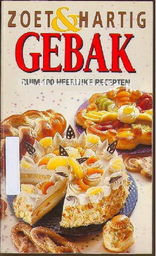 Zoet en hartig gebak - Auteur Onbekend  