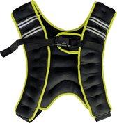 Xq Max Gewichtsvest 5 Kg Zwart/geel Maat One Size