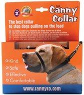 Canny Collar Zwart NR 2 28-33 cm