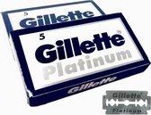 Gillette Platinum  5 mesjes