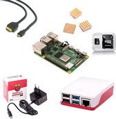 Raspberry Pi 4B 4GB Starter kit