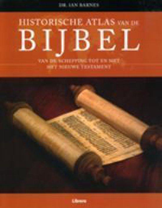 Historische atlas van de Bijbel - Ian Barnes |