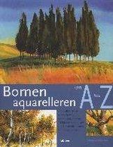 Bomen Aquarelleren Van A Tot Z