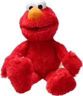 Sesamstraat pluche knuffel Elmo 38 cm