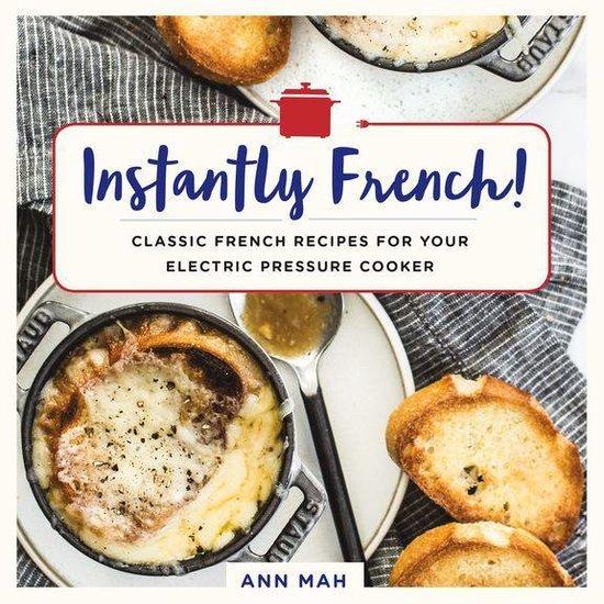 Boek cover Instantly French! van Ann Mah (Onbekend)