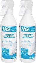 HG matras opfrisser | dé effectieve matras opfrisser | 2 Stuks !