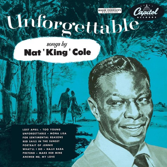 Unforgettable: Songs by Nat King Cole (LP)