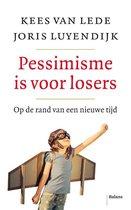 Omslag Pessimisme is voor losers