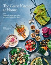Boekomslag van 'The green kitchen at home'