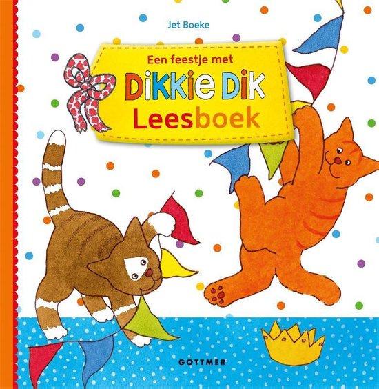 Dikkie Dik - Een feestje met Dikkie Dik - Jet Boeke pdf epub