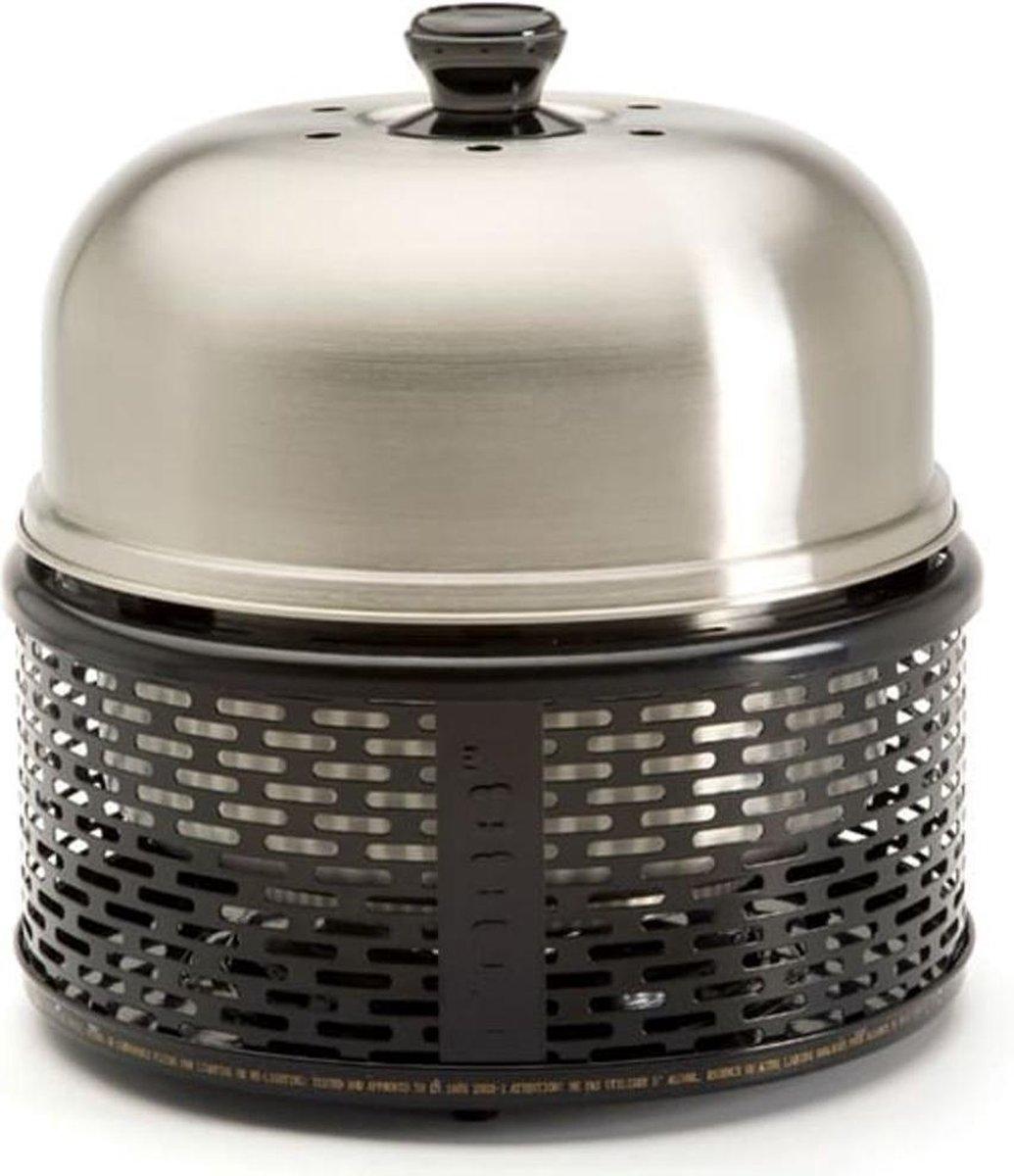 Cobb Pro Houtskool Barbecue - Grilloppervlak Ø 32 cm - Smoker Barbecue - Zwart