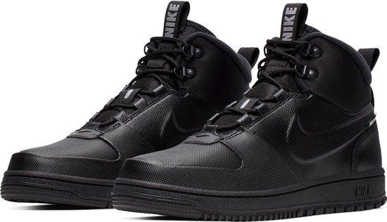 Nike Path Wntr Heren Sneakers - Black/Black-Mtlc Pewter - Maat 41