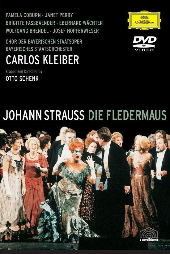 CD cover van Die Fledermaus(Complete) van Lindskog