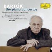 Zimerman/Andsnes/Grimaud - The Piano Concertos