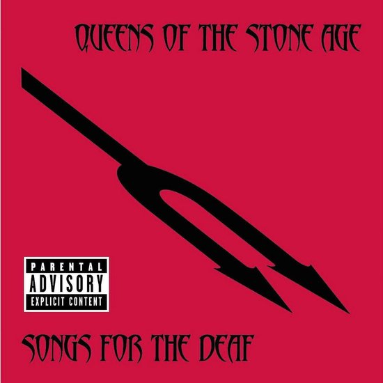 CD cover van Songs For The Deaf van Queens Of The Stone Age