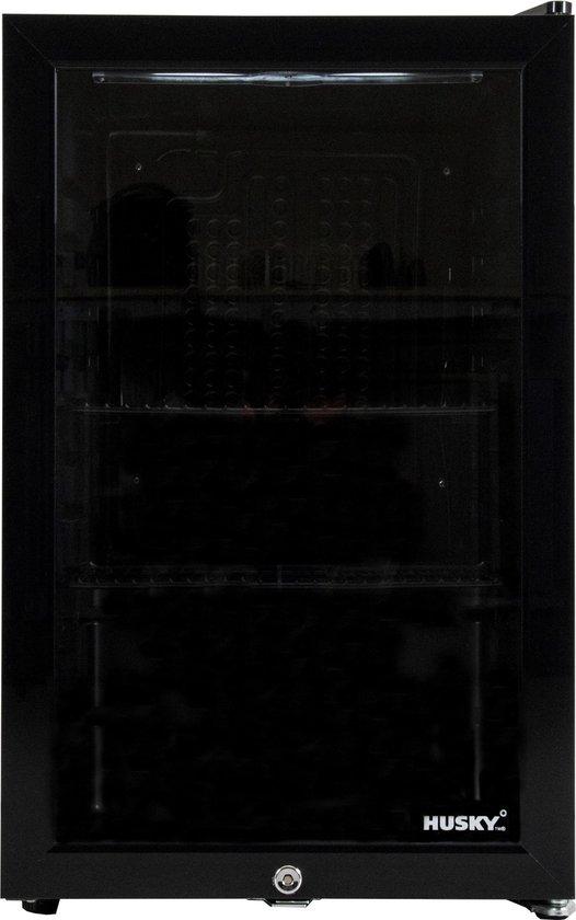 Koelkast: Husky KK70-BK-NL-HU - Mini koelkast, van het merk Husky