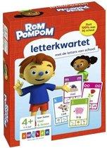 Rompompom - Letterkwartet