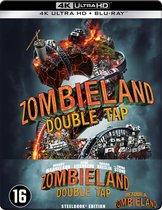 Zombieland 2: Double Tap  (Steelbook) (4K Ultra HD Blu-ray)
