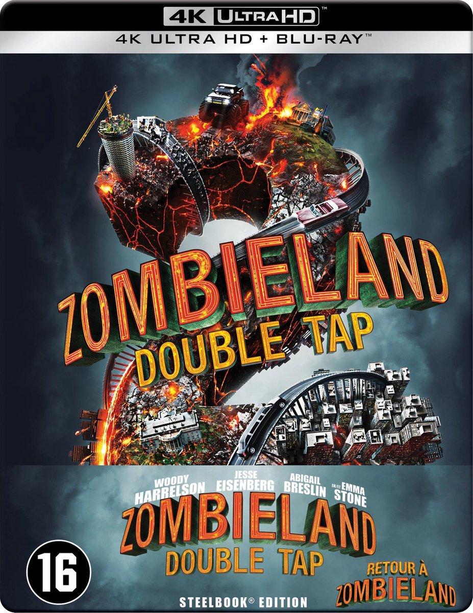 Zombieland 2: Double Tap  (Steelbook) (4K Ultra HD Blu-ray)-