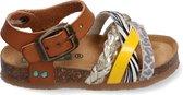 BunniesJr Becky Beach Meisjes sandalen - Cognac - Maat 20
