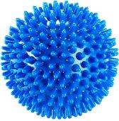 Trendy Sport - Therapiebal - Massagebal -  Egelbal - Blauw - 10 cm