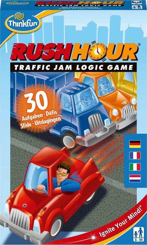 Afbeelding van het spel Ravensburger Rush Hour pocket spel