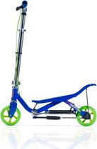 Space Scooter Junior Blauw - Step