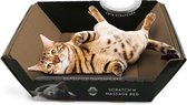 Omega Paw Scratch 'N Massage Bed