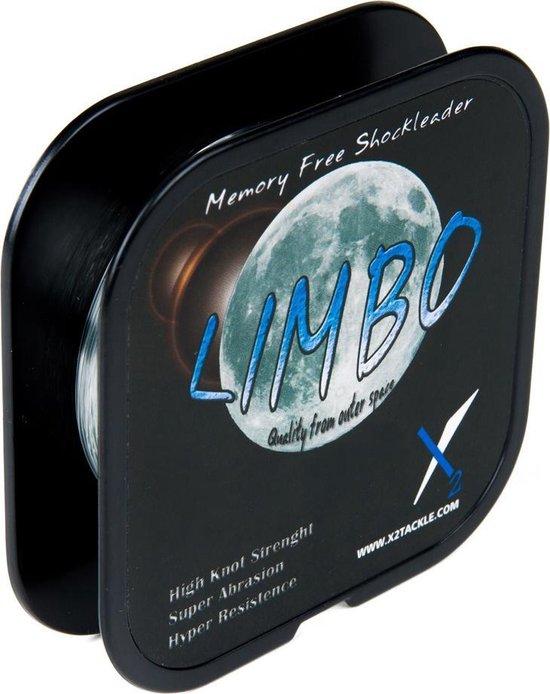 X2 Limbo - Onderlijnmateriaal - Transparant 10lb