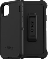 OtterBox Defender Case voor Apple iPhone 11 Pro Max - Zwart