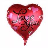 Love You folie ballon