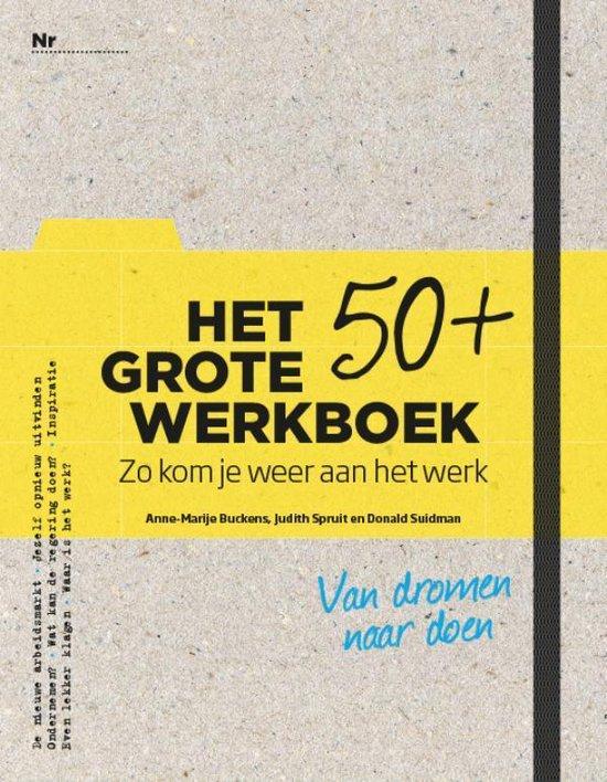 Het grote 50+ werkboek - Anne-Marije Buckens pdf epub