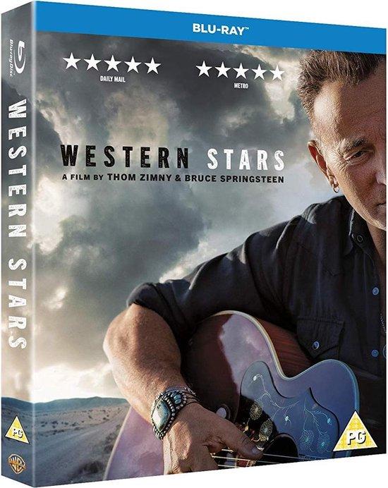 Western Stars Bruce Springsteen [Blu-ray] [2019] [Region Free]