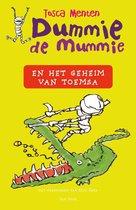 Omslag Dummie de mummie en het geheim van Toemsa